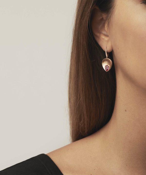 Boucles d'oreilles Alba - Alice Fournier Joaillerie